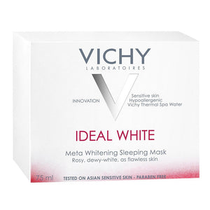 Vichy Ideal White Sleeping Mask 75 mL