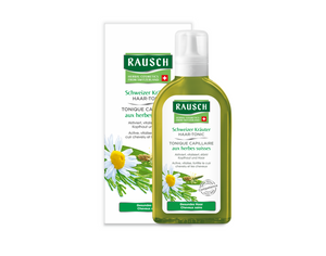 Rausch Swiss Herbal Hair Tonic Hair 200 mL