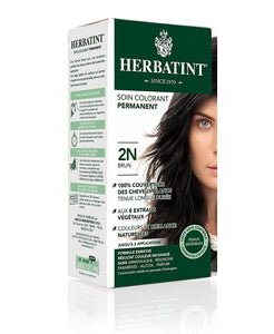 Herbatint 2N Brown Hair Colour Gel 150ML