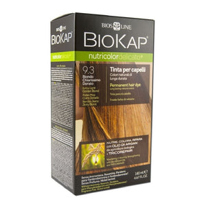 Biokap Nutricolor Delicato+ 9.30 Extra Light Golden Blond 140 mL