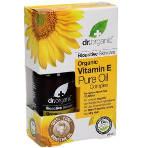 Dr. Organic Vitamin E Pure Oil Complex 50 mL