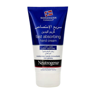 Neutrogena Fast-Absorbing Hand Cream 75 mL