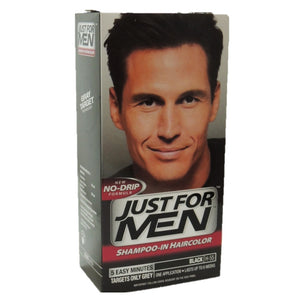 Just For Men Shampoo-in-Haircolor Black