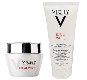 Vichy Cleanse And Care Whitening Promo