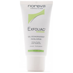 Noreva Exfoliac Facial Scrub 1.7 fl oz, 50 mL