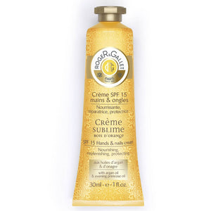 Roger & Gallet Bois D'orange Sublime Hand Cream