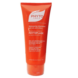 Phyto Phytoplage Hair and Body After Sun Rehydrating Shampoo 200 mL