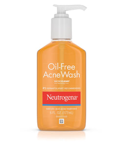 Neutrogena Oil Free Acne Wash 200 mL