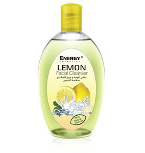 Energy Cosmetics Facial Cleanser Lemon SJ 235ML