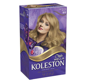 Wella Koleston Color Cream Light Blonde 8-0