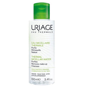 Uriage Thermal Micellar Water for Combination to Oily Skin 100 mL
