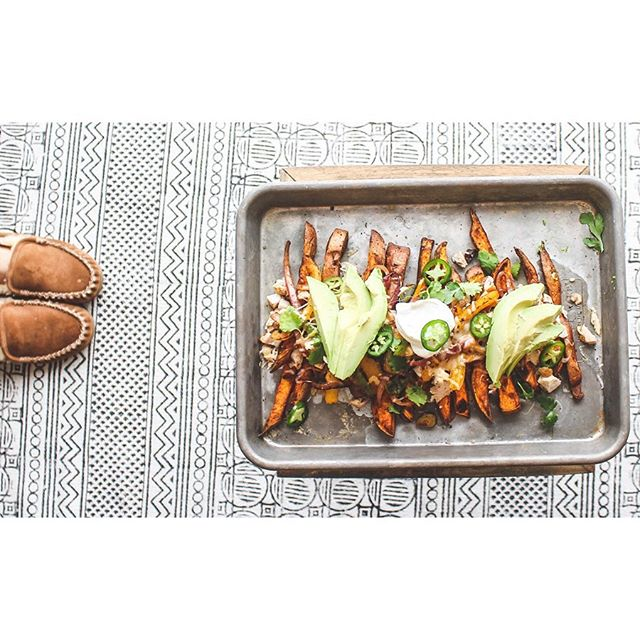 Fajita Fries