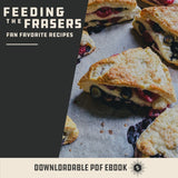 Feeding The Fraser's Fan Favorite Recipes eBook