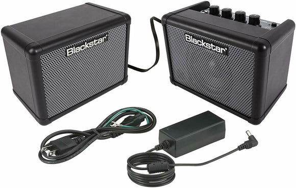 Blackstar 3 Watt Mini Bass Amp with Extension Cab and Power