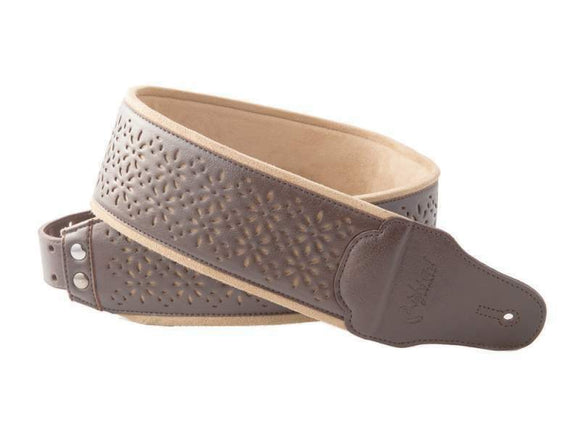 Premium Bass Strap: Alhambra Beige by RightOn!
