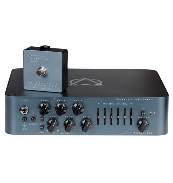 Darkglass Alpha Omega 900 Bass Amplifier