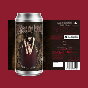 Electric Bear -  Cradle of Filth - Pale Countess - American Pale Ale