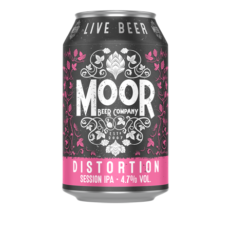Moor - Distortion - Session IPA