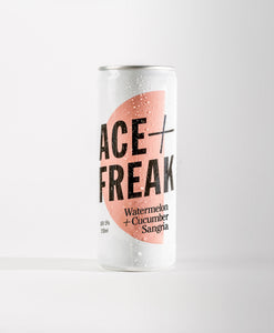 Ace & Freak - Watermelon & Cucumber Sangria