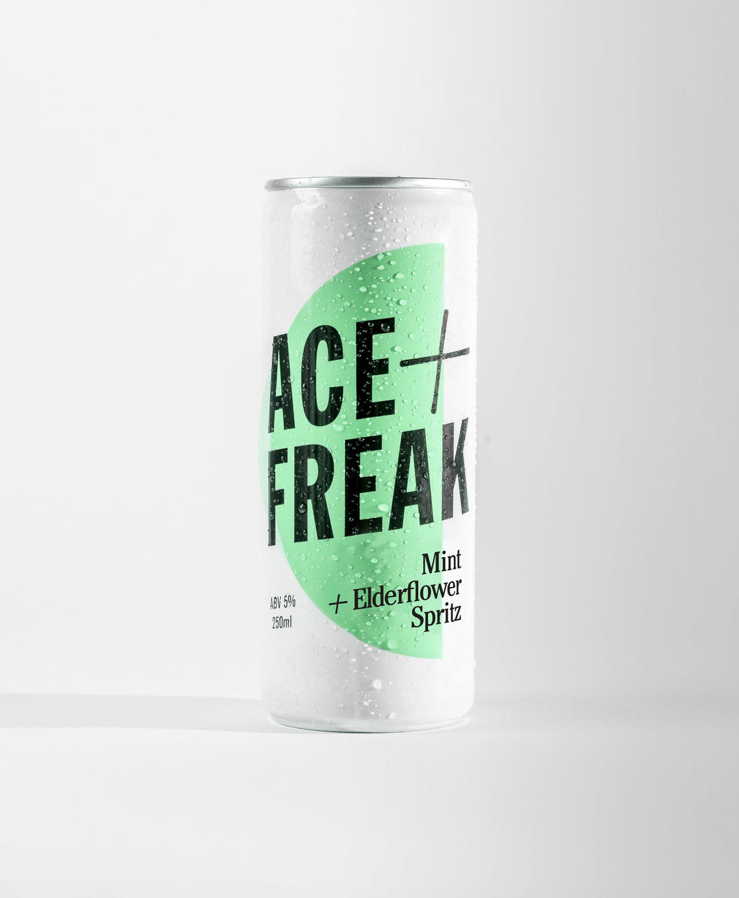 Ace & Freak - Fresh Mint & Elderflower Spritz