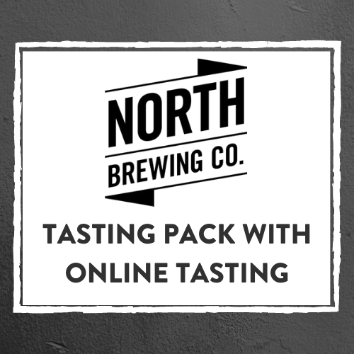 North Brewing Tasting Pack (LOCAL delivery & pick up only now)