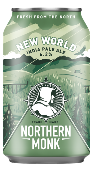Northern Monk - New World - West Coast IPA