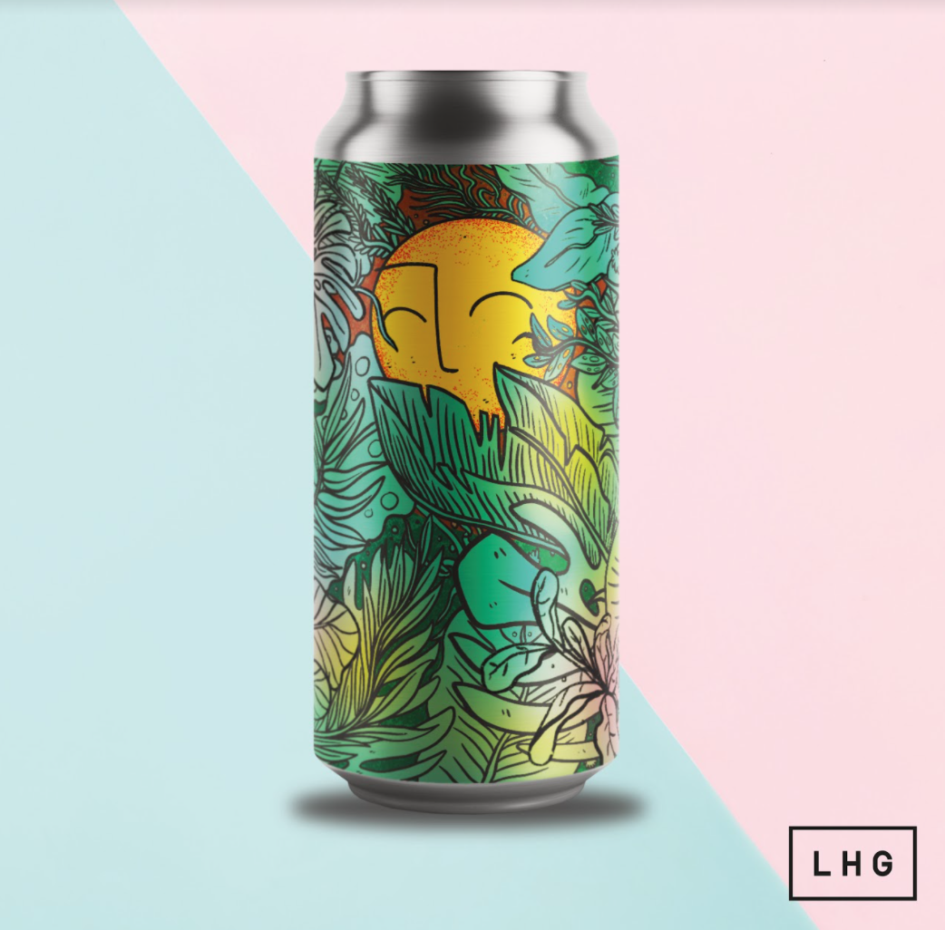 Left Handed Giant - Plantasia - Hazy IPA
