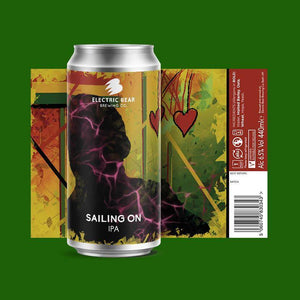 Electric Bear - Sailing On - IPA