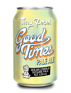 Tiny Rebel - Good Times - Fruity Pale