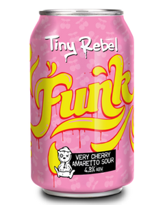 Tiny Rebel - Funk Cherry Amaretto - Sour