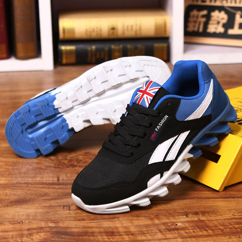 Breathable Mesh Men Casual Shoes - Saving Trend
