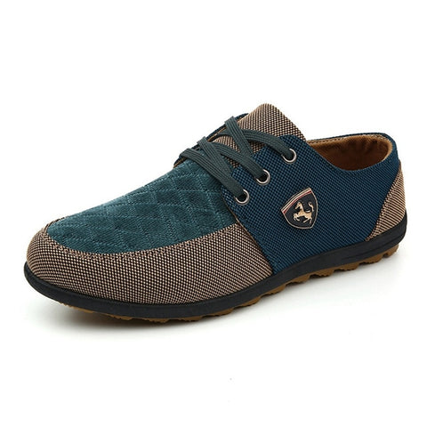 Men's casual canvas shoes - Saving Trend