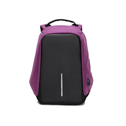Anti theft Backpack with USB Charging - Saving Trend