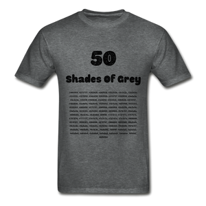 50 Shades of Grey T-Shirt - Saving Trend