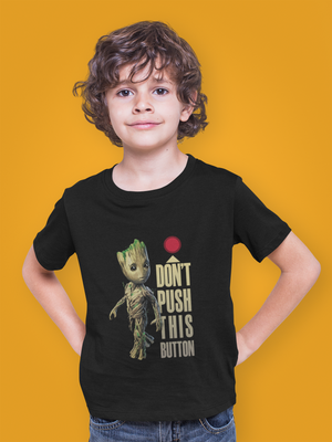 Kid's Premium Groot T-Shirt - Saving Trend