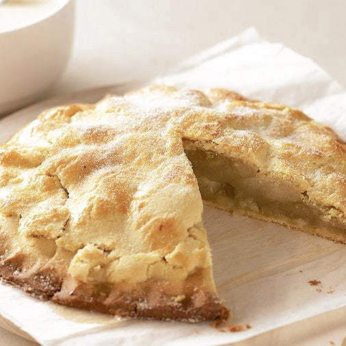 Recipe of the Month - Ben's Gran's Apple Pie