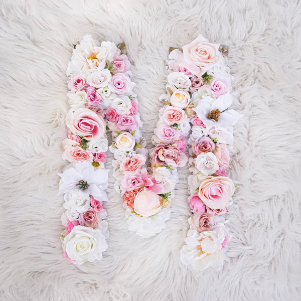 Floral Name, Name Letters, Name Reveal, Flower Letter, Floral Baby Name, Name Decor, Gender Reveal Decor, Flower Wall, Girl Name, Girl Gift