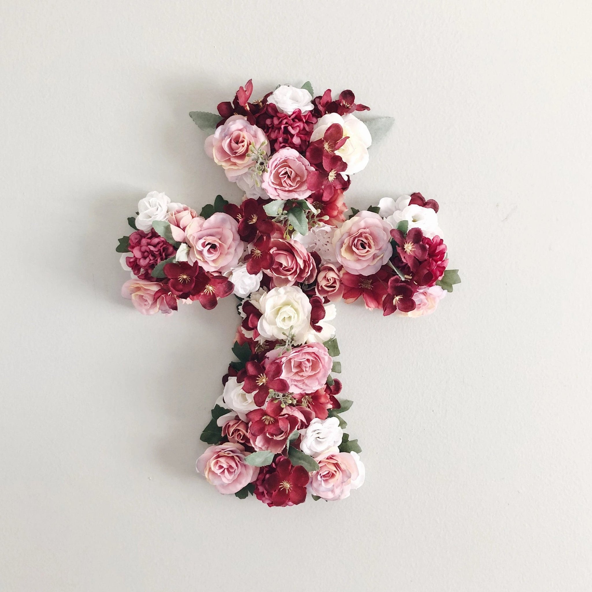Baptism Decorations Girl, Baptism Cross, baptism banner, christening banner, First Communion Decor, Baptism Gift, Baptism Backdrop