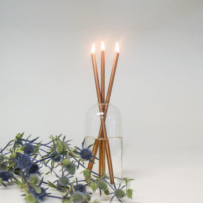 Everlasting Candle / Champagne Candlesticks