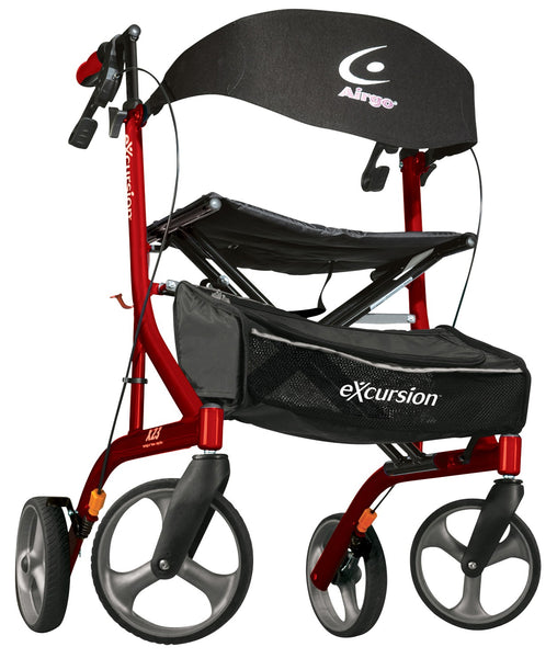 Airgo eXcursion X23 Lightweight Side-fold Rollator