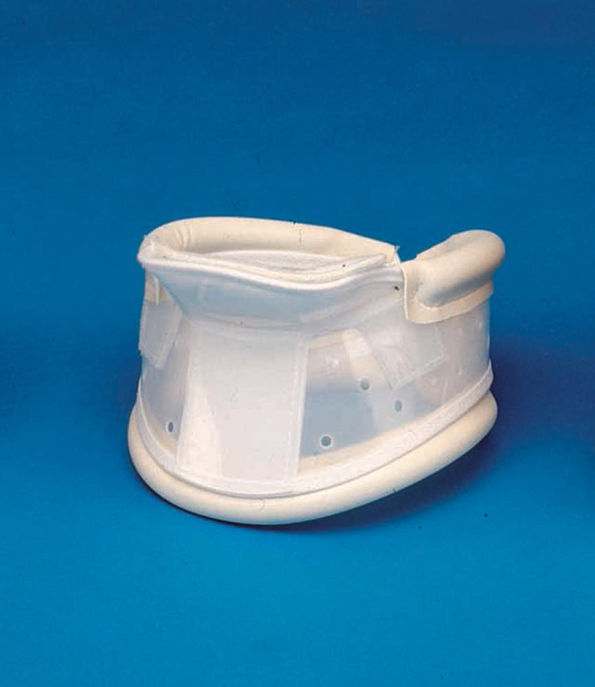Rigid Plastic Chin Collar