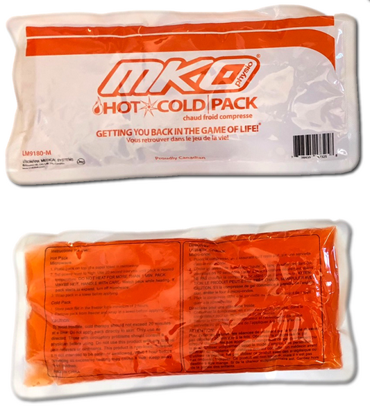 MKO Hot and Cold Gel Packs