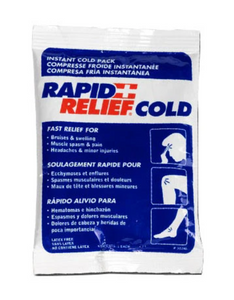 Rapid Relief Instant Cold Pack 6x4