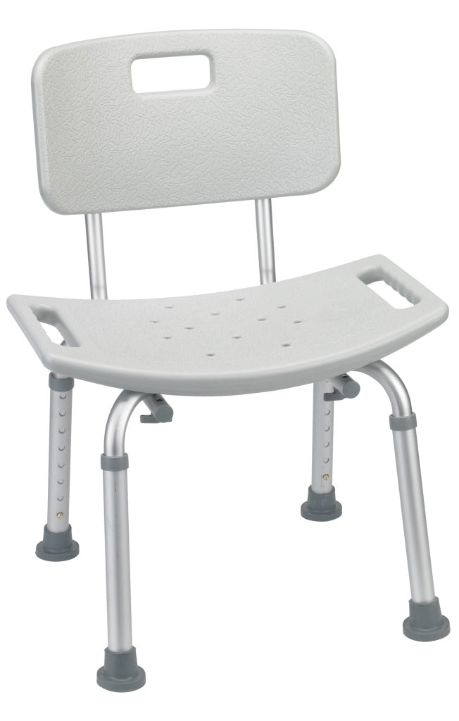 Drive Medical Deluxe Aluminum Shower Chair