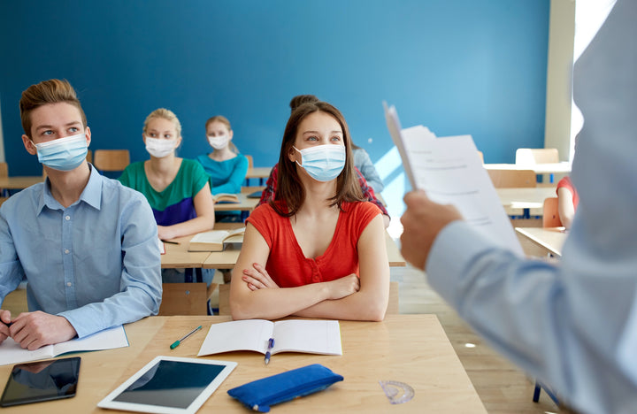 Returning To The Classroom During A Pandemic — The Perspective Of Students
