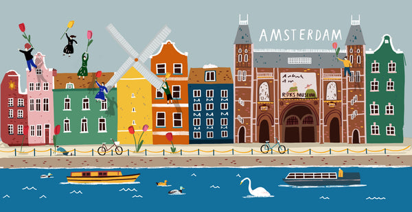 AMSTERDAM — Cities of Wonder Collection