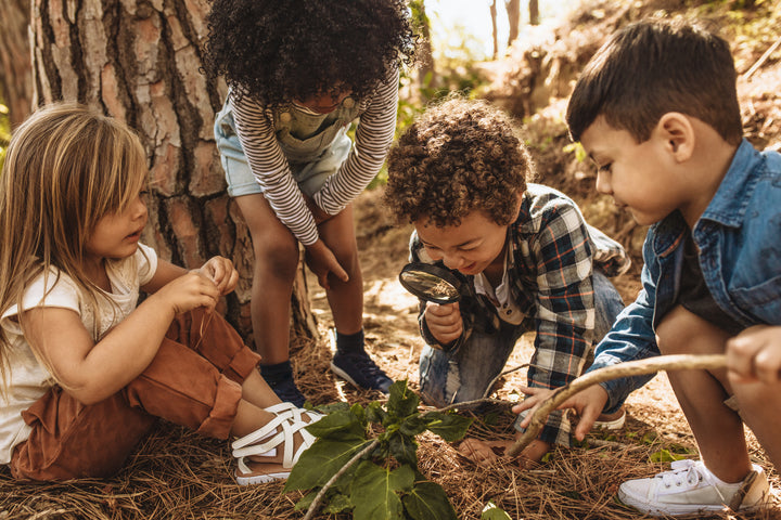 6 Reasons Why Kids Need to be Outside