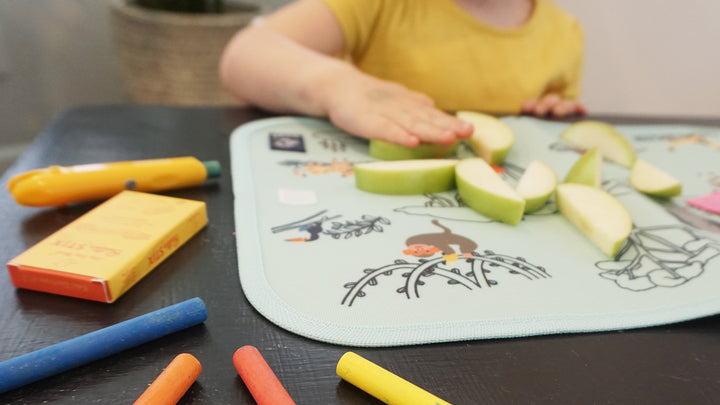 Do More Than Doodle With Our Doodle It & Go Erasable Mat