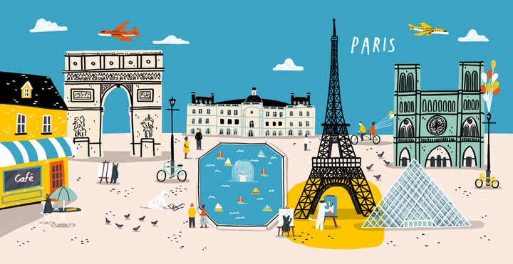 PARIS — Cities Of Wonder Collection