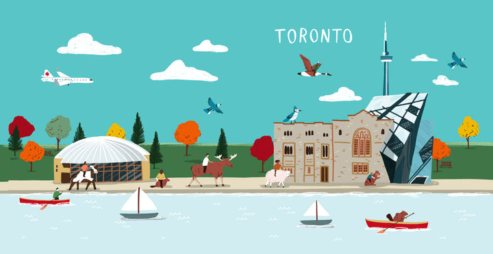 TORONTO — Cities of Wonder Collection